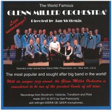 CD - Glenn Miller Orchestra - Live