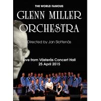 DVD - Live from Västerås Concert Hall 25 April 2015