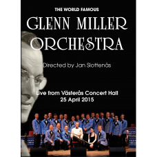 DVD - Live from Västerås Concert Hall 25 April 2015
