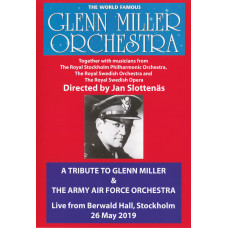 DVD - A Tribute to Glenn Miller & The Army Air Force Orchestra