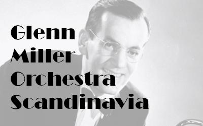 Glenn Miller Orchestra Scandinavia Web Store