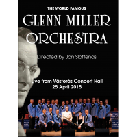 DVD - Live from Västerås Concert Hall 25 April 2015 - OUT OF STOCK!